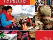 Catálogo artesanías. Esquel. Manthra